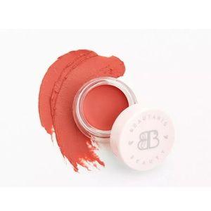 Beautaniq Lip Cheek Butter Balm Cream Peach blush